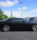dodge challenger 2013 black coupe srt8 gasoline 8 cylinders rear wheel drive automatic 33157