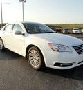 chrysler 200 2013 sedan limited flex fuel 6 cylinders front wheel drive shiftable automatic 60915