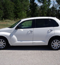 chrysler pt cruiser 2008 white wagon touring gasoline 4 cylinders front wheel drive automatic 75657