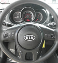kia forte koup 2011 black coupe ex 4 cylinders 6 speed manual 34474