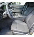 bmw 535i 2013 dark graphite metal sedan gasoline 6 cylinders rear wheel drive automatic 77002