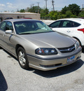 chevrolet impala 2003 gold sedan ls gasoline 6 cylinders front wheel drive automatic 75062