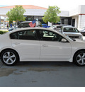 nissan altima 2009 white sedan 3 5 se gasoline 6 cylinders front wheel drive automatic with overdrive 77477
