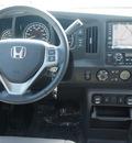 honda ridgeline 2012 silver rtl w navi gasoline 6 cylinders 4 wheel drive 5 speed automatic 77065