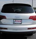 audi q7 2013 silver suv 3 0t quattro premium plus gasoline 6 cylinders all whee drive 8 speed tiptronic 46410