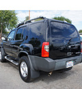 nissan xterra 2001 black suv se 6 cylinders automatic with overdrive 95678