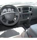 dodge ram 2500 2007 gray slt diesel 6 cylinders 4 wheel drive 6 speed manual 78411