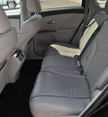 toyota venza 2010 black suv fwd v6 gasoline 6 cylinders front wheel drive shiftable automatic 77099
