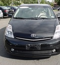 toyota prius 2008 black hatchback touring hybrid 4 cylinders front wheel drive cont  variable trans  06019