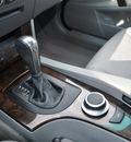 bmw 525i 2007 blue sedan gasoline 6 cylinders rear wheel drive automatic 79925