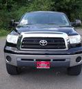 toyota tundra 2007 black sr5 gasoline 8 cylinders rear wheel drive automatic 75672