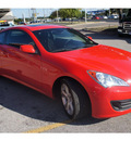 hyundai genesis coupe 2010 red coupe 2 0t gasoline 4 cylinders rear wheel drive 6 speed manual 78748