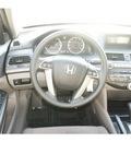 honda accord 2010 silver sedan lx gasoline 4 cylinders front wheel drive automatic 77034