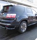 gmc acadia 2012 dk  blue suv denali gasoline 6 cylinders front wheel drive automatic 45840