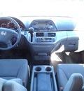 honda odyssey 2009 gray van ex gasoline 6 cylinders front wheel drive automatic 77388