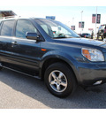 honda pilot 2006 lt  blue suv ex gasoline 6 cylinders 4 wheel drive automatic with overdrive 77539