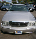 mercury grand marquis 2005 silver sedan gs gasoline 8 cylinders rear wheel drive automatic with overdrive 13502