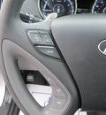 hyundai sonata 2012 silver sedan se gasoline 4 cylinders front wheel drive automatic 28805