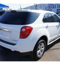 chevrolet equinox 2012 white ls flex fuel 4 cylinders front wheel drive automatic 78501