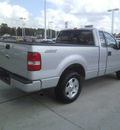 ford f 150 2006 gray pickup truck stx gasoline 6 cylinders rear wheel drive automatic 75503