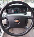 chevrolet impala 2012 silver sedan lt fleet flex fuel 6 cylinders front wheel drive automatic 75080