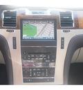 cadillac escalade esv 2012 white suv platinum edition flex fuel 8 cylinders rear wheel drive automatic 77074