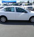 chevrolet cobalt 2010 white sedan ls gasoline 4 cylinders front wheel drive automatic 79925