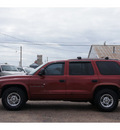 dodge durango 2000 red suv slt gasoline v8 rear wheel drive automatic 79065