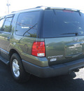 ford expedition 2004 dk  green suv xlt gasoline 8 cylinders 4 wheel drive automatic with overdrive 62863