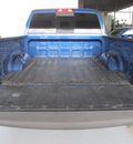 dodge ram pickup 1500 2009 blue slt sport gasoline 8 cylinders 2 wheel drive shiftable automatic 77477