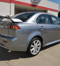 mitsubishi lancer 2012 blue sedan gt gasoline 4 cylinders front wheel drive automatic 75062