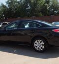 mazda mazda6 2012 black sedan i sport gasoline 4 cylinders front wheel drive automatic 75080