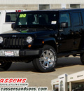 jeep wrangler 2013 black suv gasoline 6 cylinders 4 wheel drive automatic 62034