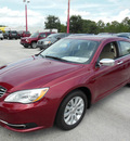 chrysler 200 2013 red sedan limited flex fuel 6 cylinders front wheel drive automatic 34731