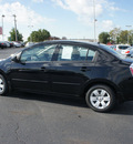 nissan sentra 2009 black sedan gasoline 4 cylinders front wheel drive automatic 19153