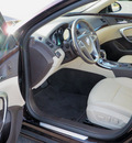 buick regal 2011 brown sedan cxl turbo gasoline 4 cylinders front wheel drive automatic 55124