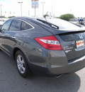 honda accord crosstour 2011 dk  gray wagon ex gasoline 6 cylinders front wheel drive automatic 46219
