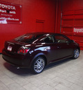 scion tc 2010 dk  red coupe gasoline 4 cylinders front wheel drive automatic 76116