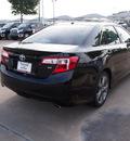 toyota camry 2012 black sedan se limited edition 4 cylinders automatic 76116