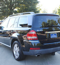 mercedes benz gl class 2009 black suv gl450 gasoline 8 cylinders 4 wheel drive automatic 27616