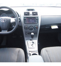 toyota corolla 2013 silver sedan s gasoline 4 cylinders front wheel drive automatic 77074