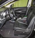 dodge journey 2011 black lux flex fuel 6 cylinders front wheel drive automatic 44883