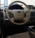ford escape 2010 black suv xlt flex fuel 6 cylinders front wheel drive automatic 75219