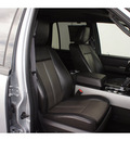 ford expedition 2012 silver suv xlt flex fuel 8 cylinders 4 wheel drive automatic 79407