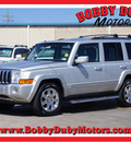 jeep commander 2010 silver suv limited 8 cylinders automatic 79110