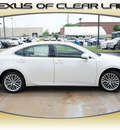 lexus es 350 2013 white sedan 6 cylinders automatic 77546