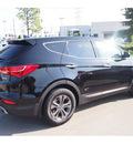 hyundai santa fe sport 2013 black gasoline 4 cylinders front wheel drive automatic 77074