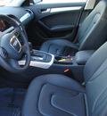 audi a4 2012 black sedan 2 0t quattro premium gasoline 4 cylinders all whee drive automatic 27616
