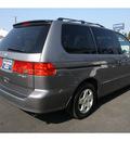 honda odyssey 2000 gray van ex w navi gasoline v6 front wheel drive automatic 98632