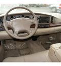 buick lesabre 2004 gold sedan custom 6 cylinders automatic 76543